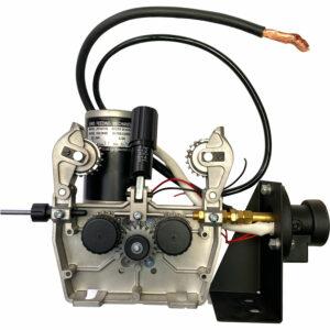 Sæt – 24v trådfremførings motor med konsol og centraltilslutning