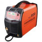 PANWELD 3-i-EN MIG 200 - TIG, MIG, MMN Arg . inkl flow meter.  8 litr Co2 flaske  introduktions tilbud)
