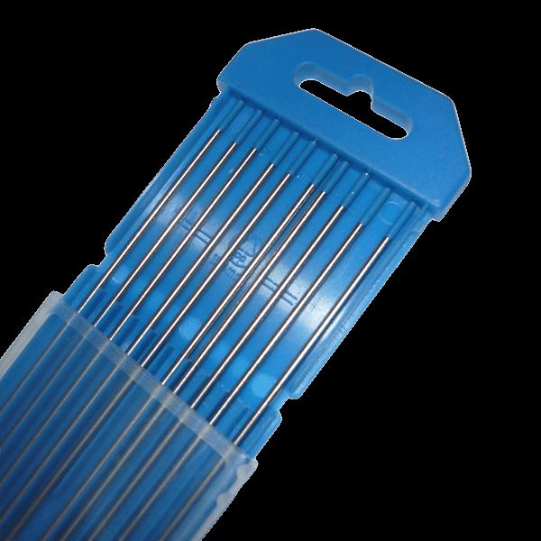 TIG Sherman Wolfram elektroder – Blandet Pakke TILBUD – 10 stk