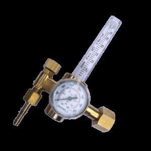 Flow meter – ARGON / CO2 – 21,8 mm