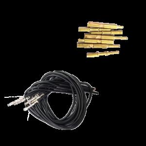 Styrestrøm connector pin og kabler – TIG / Plasma