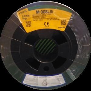 Rustfri Svejsetråd 308 LSI – 0,8mm – 5 kg