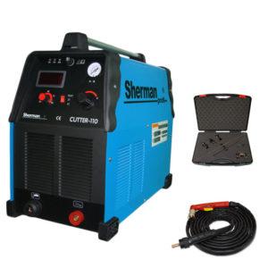 Sherman Plasma Cutter 110 – Inkl 6m slange + Cirkelpasser