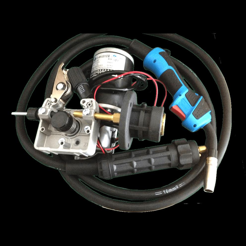 Sæt – 24v Motor med konsol, Centraltilslutning og 3 m. PW svejseslange