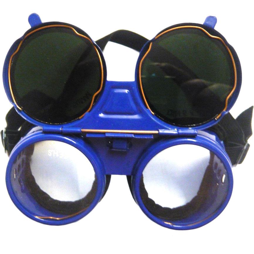 a077e47240ff Svejsebriller Din 5 + klar glas ved åbning. - Unik Svejs
