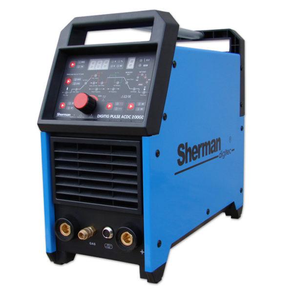 Sherman DIGITIG 200GD Pulse AC/DC – Mest populære maskine