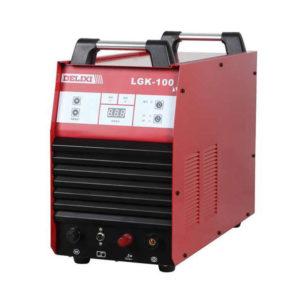 Plasma Skæremaskine Delixi LGK-100 – inkl P80 6 meter og skærehjul – Midlertidig ikke på lager.