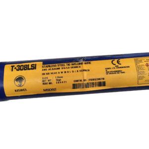 Rustfri TIG svejsetråd 1,6 mm x 1 m 308 LSI – Pris pr stk