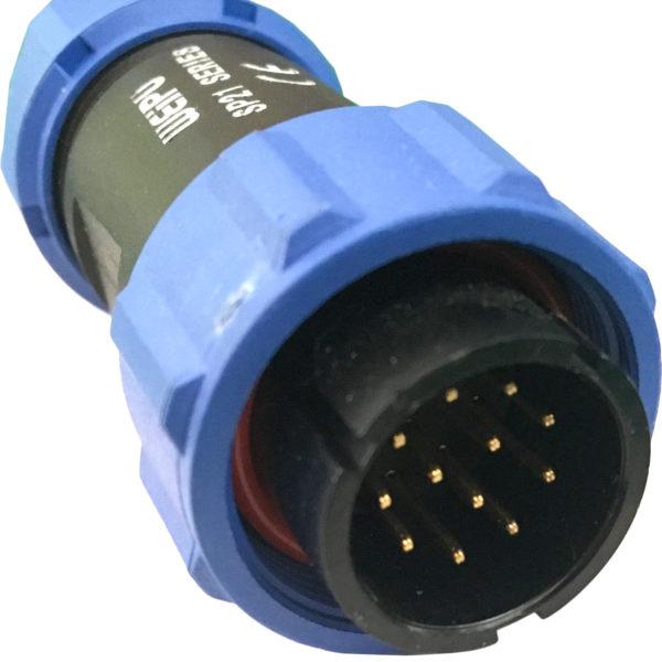 Connector 12 pin – Stik