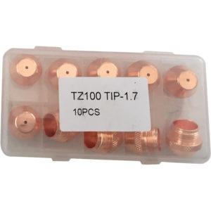 TZ 100 Dyse 1.7mm