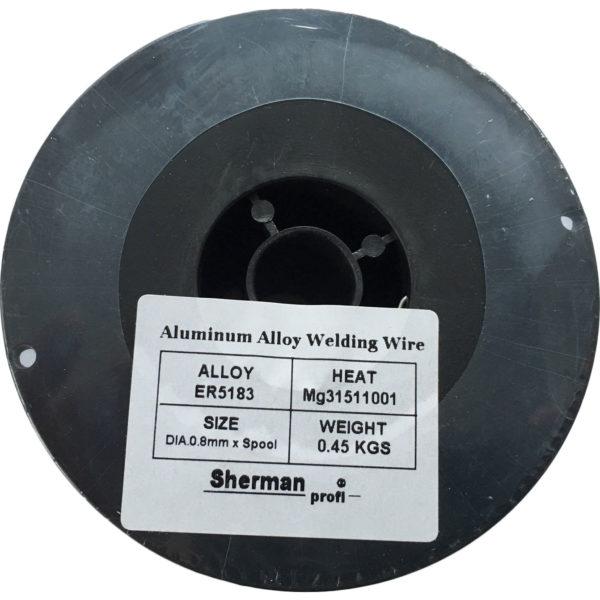 Aluminium Svejsetråd ER 5183 – 1,0 mm – 0.45 kg