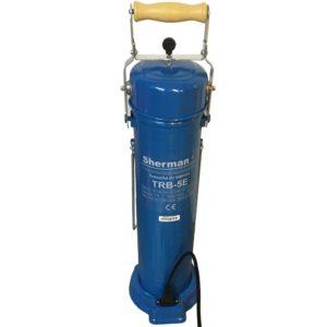 Sherman elektrode tørrespand