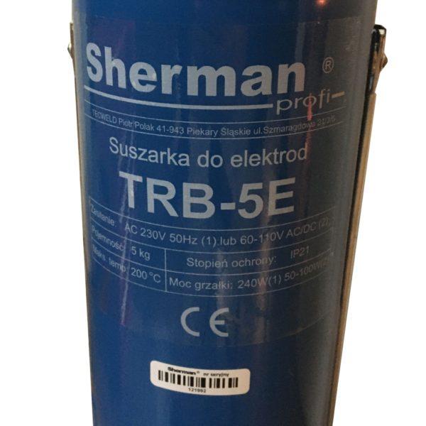Sherman TIG tørrespand
