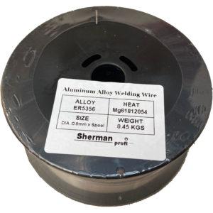 Aluminium Svejsetråd ER 5356 – 0,8mm – 0.45 kg