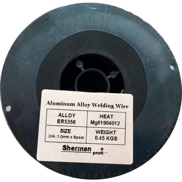 Aluminium Svejsetråd ER 5356 – 1,0mm – 0.45 kg