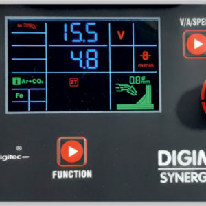 Sherman Synergic DIGIMIG 200X