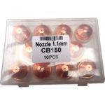LT 150 Dyse 1.1mm
