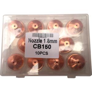 LT 150 Dyse 1.8mm