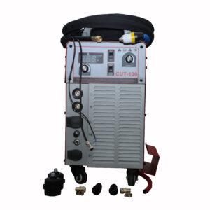 CUT-100 PLASMASKÆRER / MMA – med Indbygget Kompressor og Elektrode