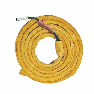 Slange beskytter i læder