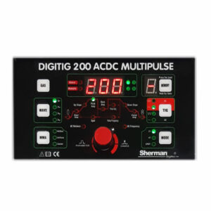 Sherman DIGITIG 200 MULTIPULSE AC / DC