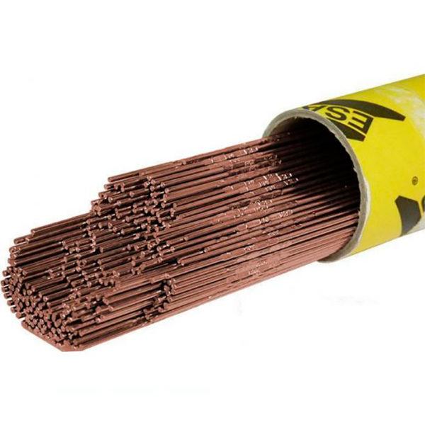 Jern Esab TIG svejsetråd 1,6 mm x 1 m – Pris pr stk