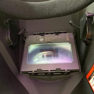 Hjelm – Auto Selvmørkende Svejsehjelm