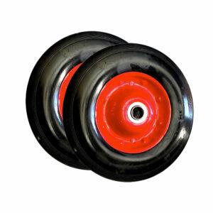Hjul med kugleleje – ø24 – Sæt – BRUGT