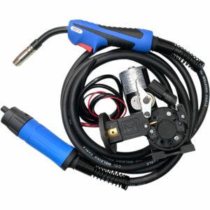 UNIK 15 – 4m – inkl. Trådfremførings konsol med 24V motor – Komplet Sæt 1