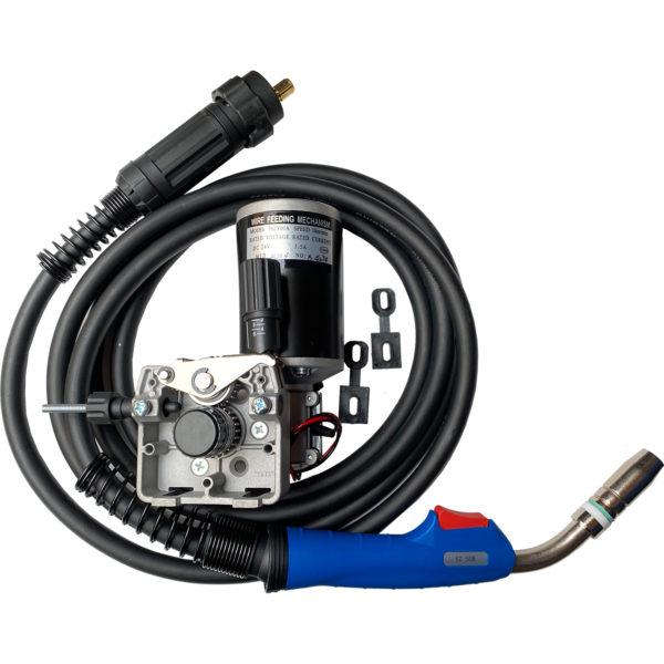 UNIK 25 – 4 meter – inkl. Trådfremførings konsol med motor