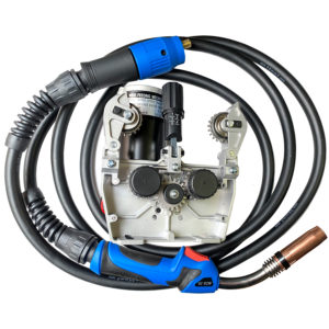 UNIK 26 – 4 meter – inkl. Trådfremførings konsol med motor