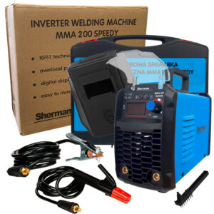 Sherman MMA 200 Speedy – Elektrode svejser