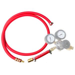 Quick release slange sæt – 41 bar/600 psi – 1,20 m