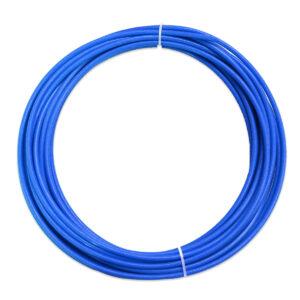 Teflon liner – Blå 0.8-1.0mm – Pris pr. meter